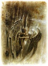 LUIS ROYO, FALLEN ANGEL II POSTER PRINT,