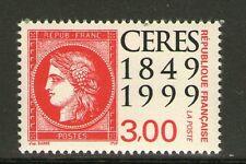 TIMBRE 3212 NEUF XX LUXE - 150 ANS DU TIMBRE 1999 - CERES