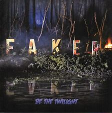 FAKER - BE THE TWILIGHT 2CD 12 TRACKS 2007 ENHANCED + BONUS LIMITED EDITION CD