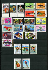 Maldives Lot Special Stamps 1 (k91)