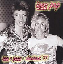 IGGY & ZIGGY Cleveland '77 Iggy Pop & David Bowie CLEOPATRA RECORDS Sealed LP