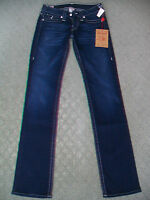 TRUE RELIGION 'BILLY CRYSTAL PAVE' JEANS WMN - BNWT - SIZE 7 9 10