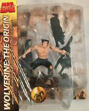 Wolverine the Origin Marvel Select by Diamond Select Toys 2003 New In Box Rare