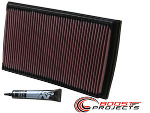 K&N Performance Air Filter for 01-09 Volvo S60 / 01-07 XC70 / 00-07 V70 33-2176