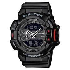 Casio GA-400-1BER G-SHOCK Men's Black Wristwatch