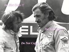 Graham Hill Brabham F1 retrato British Grand Prix 1971 fotografía