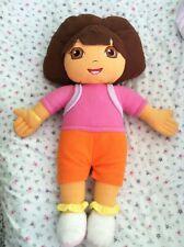 "Huge Large 26"" Nick Jr. Dora the Explorer Plush Doll Soft Stuffed Toy Clean Good"