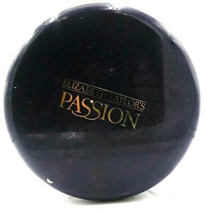 Elizabeth Taylor Passion Perfumed Dusting Powder 2.6 oz Read Info