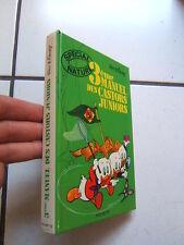 HACHETTE / 3 EME  MANUEL DES CASTORS JUNIORS /  1979