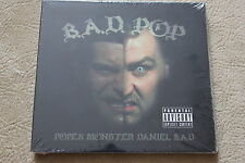Popek Monster, B.A.D. - B.A.D. Pop (CD) - POLISH NEW SEALED