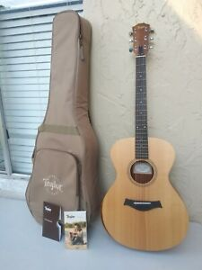 Taylor Academy 12 Grand Concert Acoustic Guitar w/ Original Case