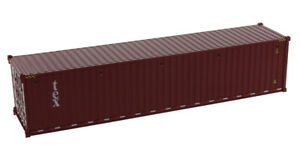 1/50 Diecast Masters Tex - 40' Dry Goods Shipping Container new no box