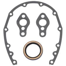 Edelbrock 6997 Timing Cover Gasket and Seal For Small-Block Chevy