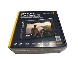 "Blackmagic Design Video Assist 4k 7"" HR Monitor"