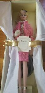 PREFERABLY PINK BARBIE Doll, Fashion Model SILKSTONE Gold Label, 2007,#M4969 NEW