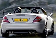 1 KD Dateless Personalised Registration Cherished Number Plate
