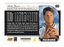 1996 Score BRETT FAVRE Green Bay Packers #119 (MINT)