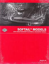 2006 Harley Softail Fat Boy Heritage Springer Deuce Electrical Diagnostic Manual