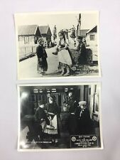 LOT OF 2 RARE MARY PICKFORD HULDA FROM HOLLAND 1916 8x10 PHOTOS PICTURES