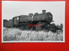 PHOTO  BR STANDARD CLASS 5 LOCO NO 73071 AWAITING SCAPPING