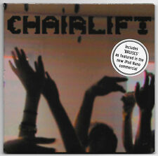 Chairlift / Does You Inspire You 2008 original Kanine CD album, used. Bruises.