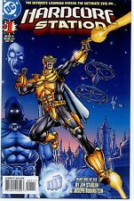 HARDCORE STATION  (1998) #1 DC Comics VF/NM
