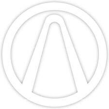 "Borderlands Vault Symbol Logo 3"" Decal Sticker Window Laptop pandora hunters"