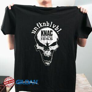 KNAC Skull  Unisex T-Shirt Free Shipping