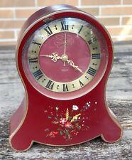 JAEGER LECOULTRE Petite Neuchateloise Vintage Musical Alarm Clock Le Coultre