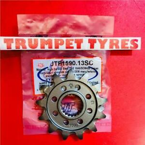 YAMAHA YZ125 05 - 18 FRONT SPROCKET 13 TOOTH 520 PITCH JTF1590.13SC