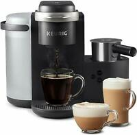 Keurig K-Cafe Coffee Maker, Single Serve K-Cup Pod Coffee, Latte and Cappucci...