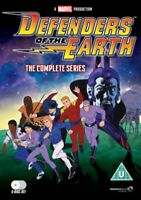Neuf Defenders Of The Earth - The Complet Collection DVD