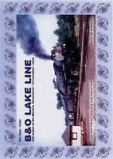 B&O Lake Line DVD NEW Revelation Video Sub WM F's Steam Diesel EM-1s Pacifics