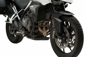 Puig Black Engine Guards Triumph Tiger 900 All models 2020-2021 - 20384N