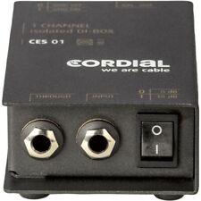Cordial CES 01 DI-Box | Neu