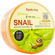 [Farmstay] Snail Moisture Soothing Gel 300ml
