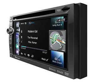 Pioneer AVIC-F940BT  Navigation DIVX DVD USB SD Multimedia Bluetooth Top