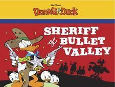 Sheriff of Bullet Valley: Starring Walt Disney's Donald Duck (Paperback or Softb