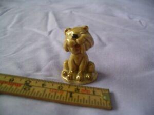 Wade Flintstones Sabre-Tooth Tiger vintage 1965 porcelain Xmas crackers range