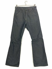 "Mens G Star Raw Jeans COMWOOD size W28 L33 38/33 28"" Waist Bootcut Blue Grey 6"