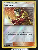 Carte Pokemon SOUDEUSE 189/214 REVERSE Soleil et Lune 10 SL10 FR NEUF