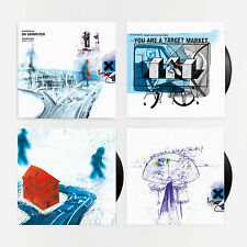 Radiohead Deluxe Edition Alternative Rock LP Records