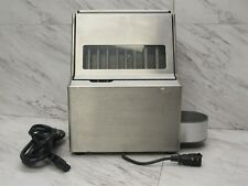 Gerbo Model 2020 Type 1008 6000 Coin Dispenser With Cassette Amp Power Cord