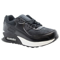 Ladies Women Jogging Running Fitness Gym Air Shock Absorbing Trainers Shoes Size