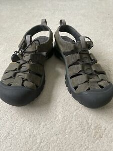 Keen Mens Closed Toe Sandals Size 8 Uk