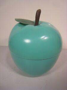 Vintage Apple ice bucket pomme à glaçons design 70 rare color