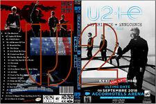 1 DVD.HD - U2 - Paris France - Accor Hotels Arena 08/Septembre/2018