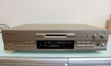 PIONEER MJ-D5 Mini Disk MD Player / Recorder USED 100V