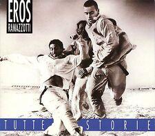 Audio CD - EROS RAMAZZOTTI - Tutte Storie - DDD USED Very Good (VG) BMG GERMANY