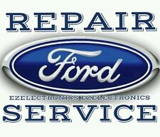"2004 2008  FORD EXPLORER AND SPORT TRAC INSTRUMENT CLUSTER ""REPAIR SERVICE"""